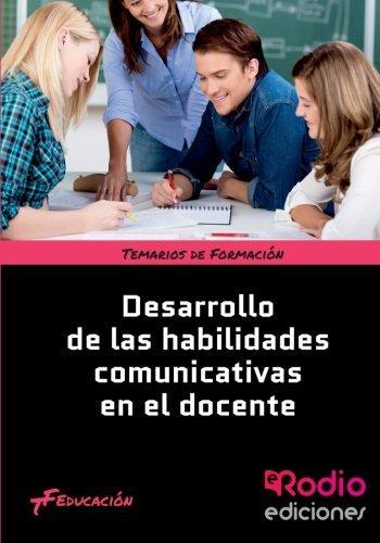 Libro desarrollo de las habilidades comunicativas en el for Docentes en el exterior 2016